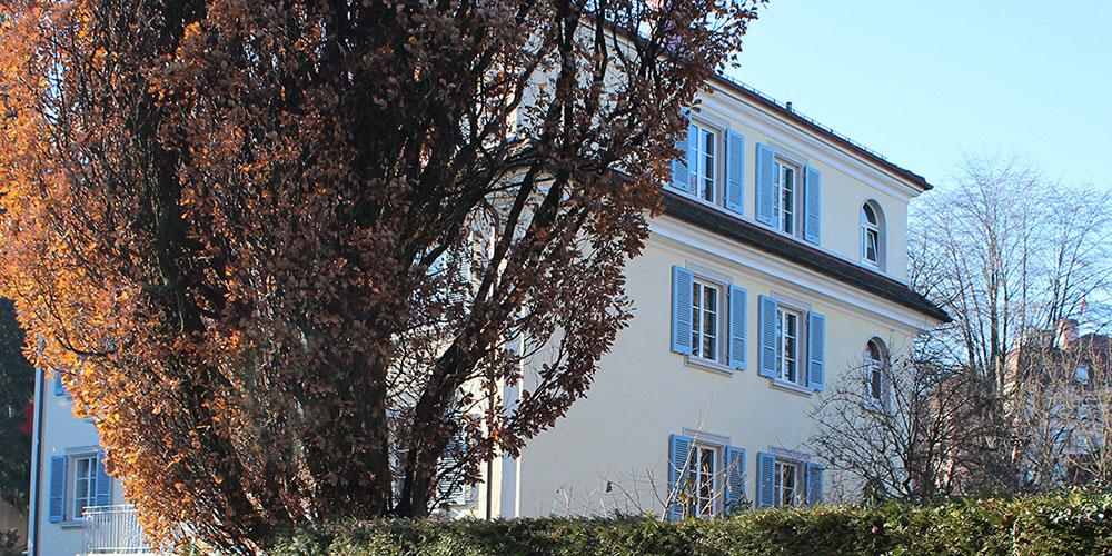 Haus Hagar Luzern Aussenansicht